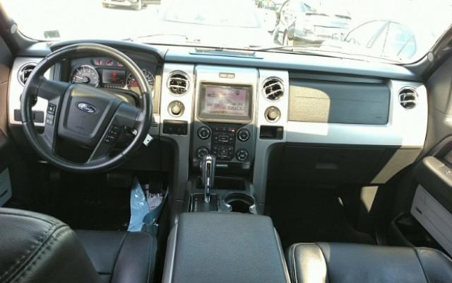 Used 2013 Ford F-150 FX4 Pickup Truck for sale in Geneva NY