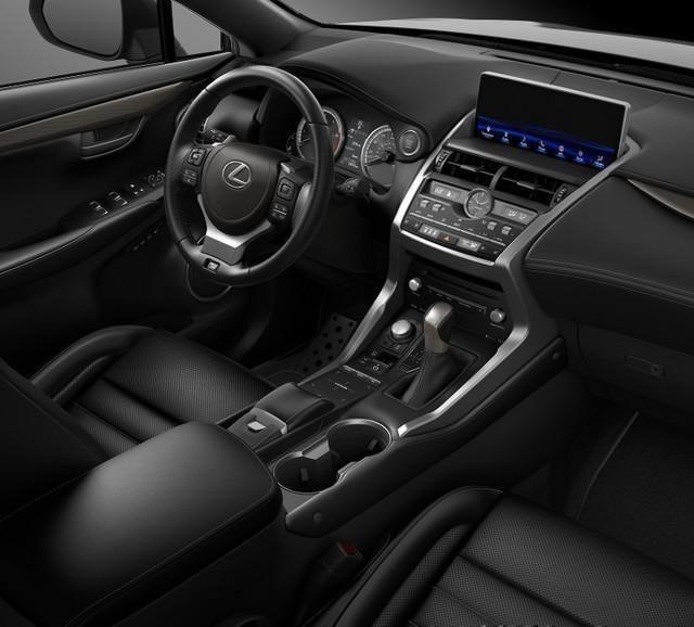 New 2021 Lexus NX 300 F SPORT