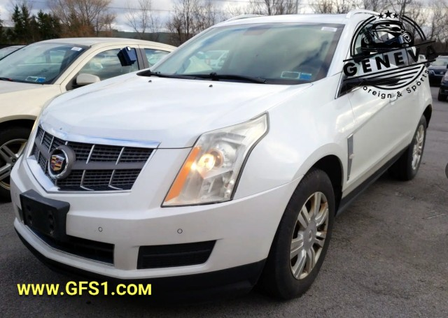 Used 2010 Cadillac SRX Luxury Collection SUV for sale in Geneva NY