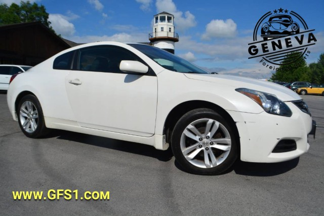 Used 2011 Nissan Altima 2.5 S Coupe for sale in Geneva NY