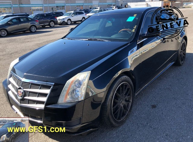 Used 2010 Cadillac CTS Sedan Luxury