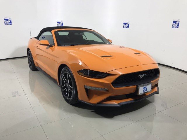 New 2020 Ford Mustang I4 EcoBoost Convertible