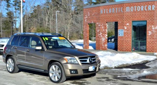 2010 Mercedes-Benz GLK-Class GLK 350 4MATIC in Wiscasset, ME