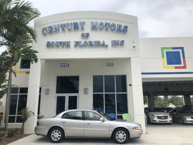 2004 Buick LeSabre  WARRANTY Limited 32,024 ACTUAL MILES in pompano beach, Florida