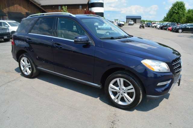Used 2013 Mercedes-Benz M-Class ML 350 SUV for sale in Geneva NY