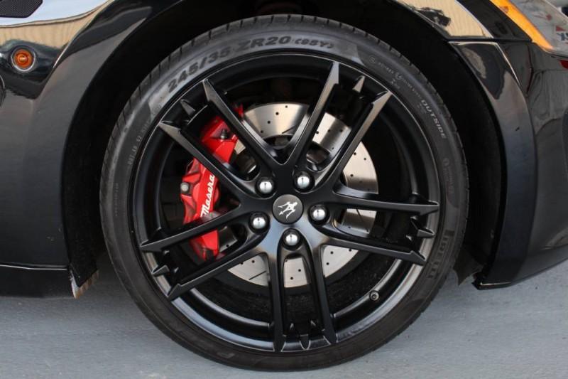 2012 Maserati GranTurismo MC Stradale in Addison, TX