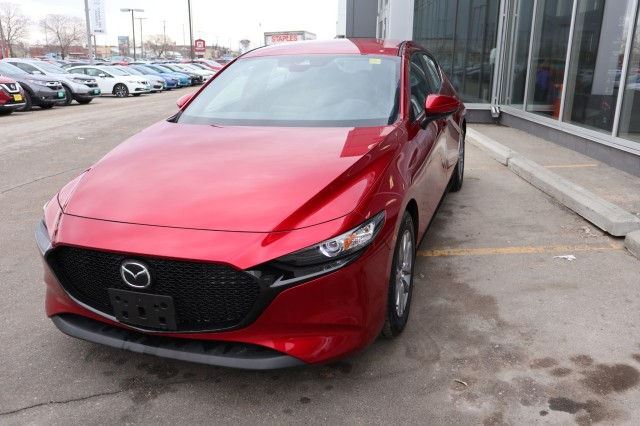 New 2020 Mazda3 Sport GS FWD