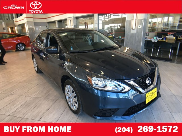 Pre-Owned 2017 Nissan Sentra | One Owner | S