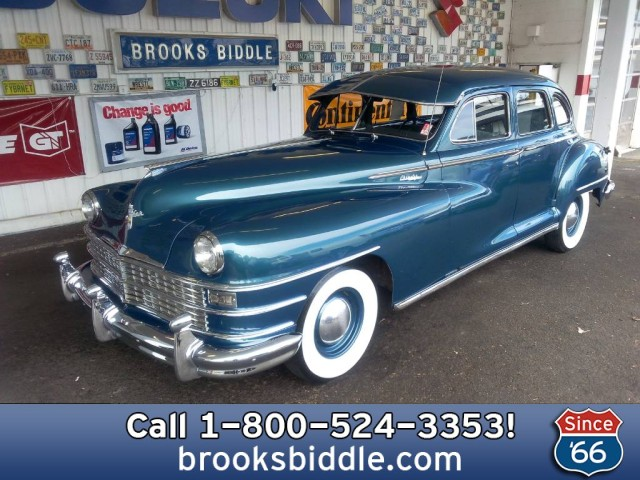 Pre-Owned 1947 Chrysler NEW YORKER