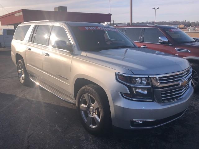 2015 Chevrolet Suburban LTZ in Ft. Worth, Texas