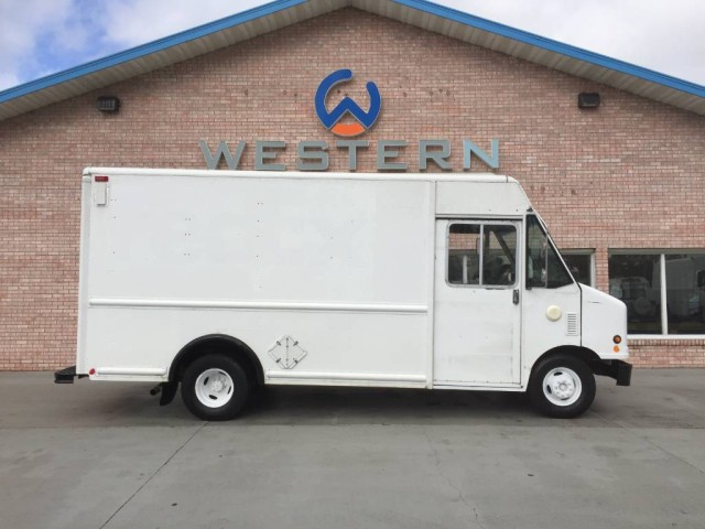 2007 Ford P700 Step Van