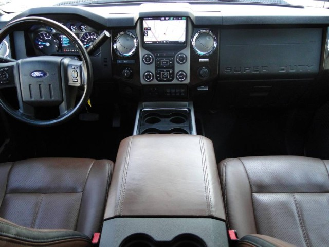 2014 Ford Super Duty F-250 SRW Platinum 4x4 in Houston, Texas