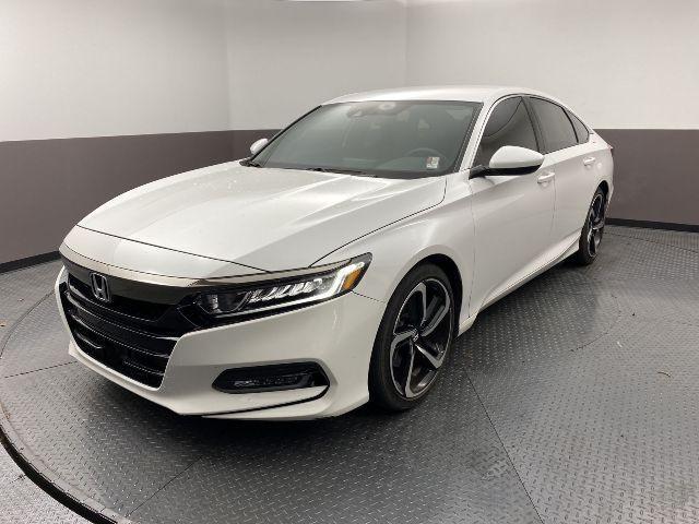 used 2018 Honda Accord Sedan Sport 1.5T