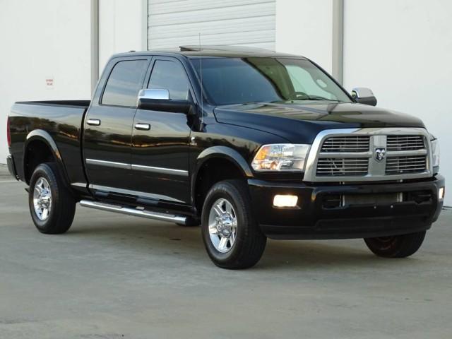 2012 Ram 2500 Laramie Limited 4x4 in Houston, Texas