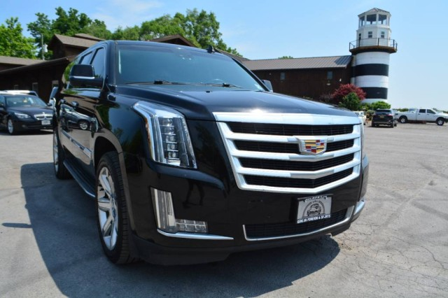 Used 2015 Cadillac Escalade ESV Luxury SUV for sale in Geneva NY