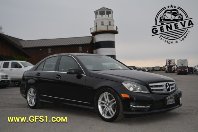 Used 2013 Mercedes-Benz C-Class C 300 Sport