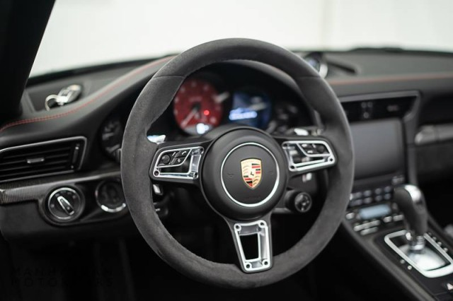 Certified Pre-Owned 2018 Porsche 911 Carrera 4 GTS