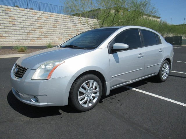 54882008 Nissan Sentra 2.0 S