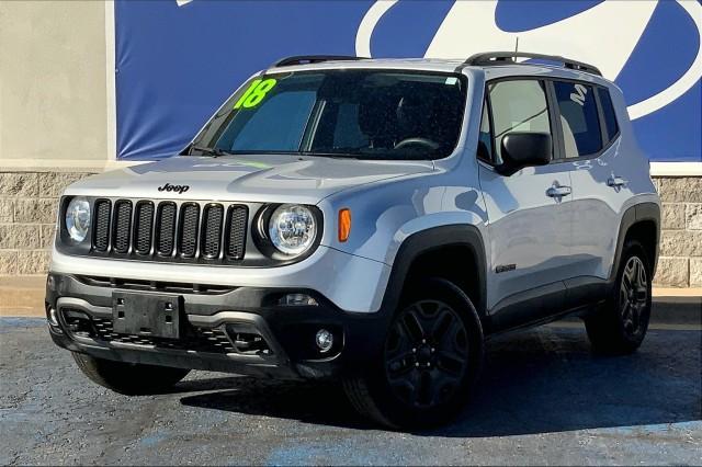 used 2018 Jeep Renegade Upland Edition | BH Hyundai | 405-634-8900 | LOW MILES