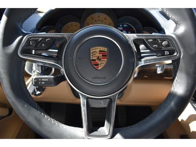Certified Pre-Owned 2017 Porsche Cayenne Platinum Edition