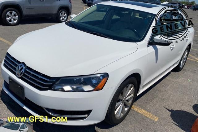 Used 2013 Volkswagen Passat SEL Premium