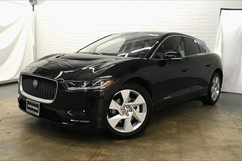 New 2020 Jaguar I-PACE SE