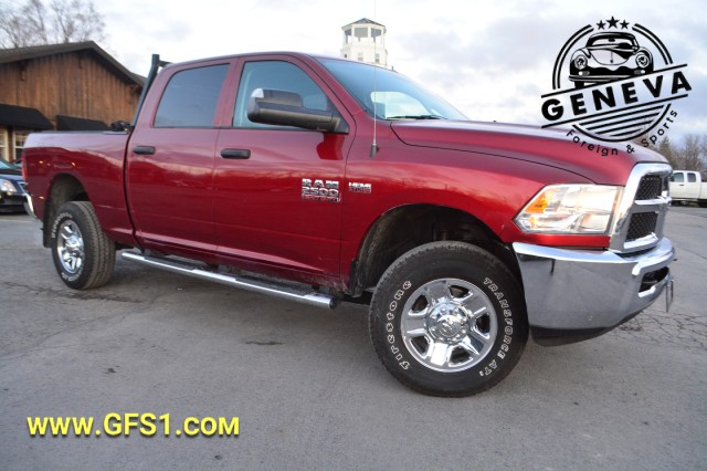 Used 2014 Ram 2500 Tradesman Pickup Truck for sale in Geneva NY