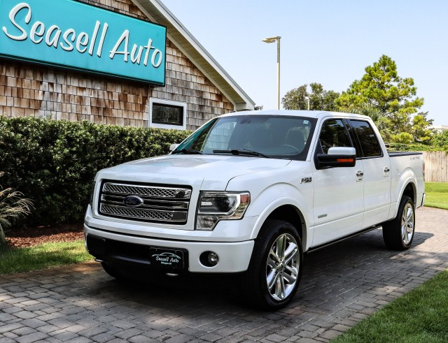 2014 Ford F-150 Limited in Wilmington, North Carolina