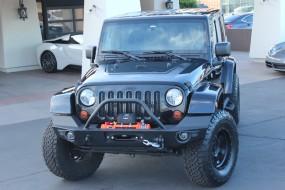 2012 Jeep Wrangler Unlimited Altitude in Tempe, Arizona