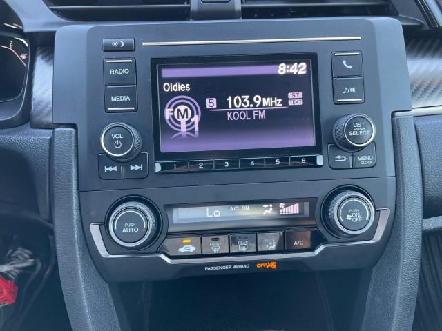 Pre-Owned 2018 Honda Civic Hatchback Sport