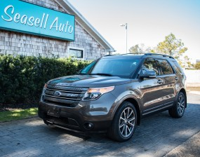 2015 Ford Explorer XLT in Wilmington, North Carolina