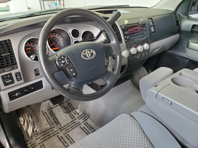 Pre-Owned 2011 Toyota Tundra 4WD Truck
