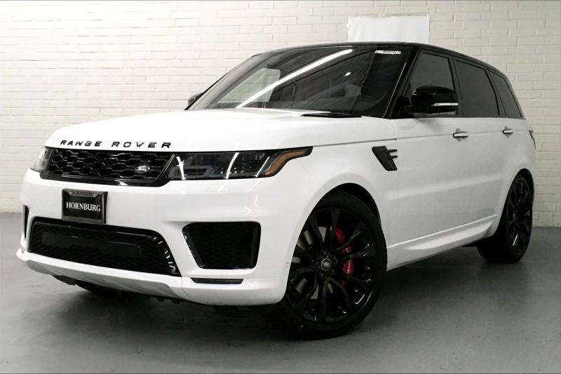 New 2021 Land Rover Range Rover Sport HST
