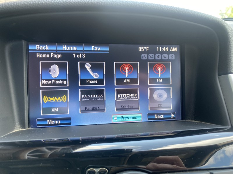 2016 Chevrolet Cruze Limited ECO in Chesterfield, Missouri
