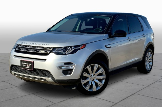 Used 2015 Land Rover Discovery Sport