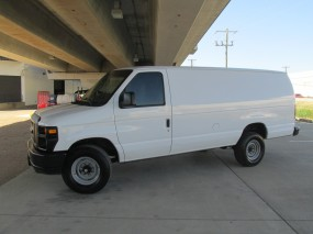2013 Ford Econoline Cargo Van E-350 Extended Commercial in Farmers Branch, Texas
