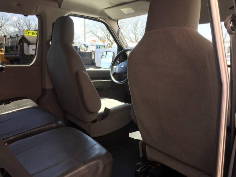 2011 Ford E350 Mobility Van