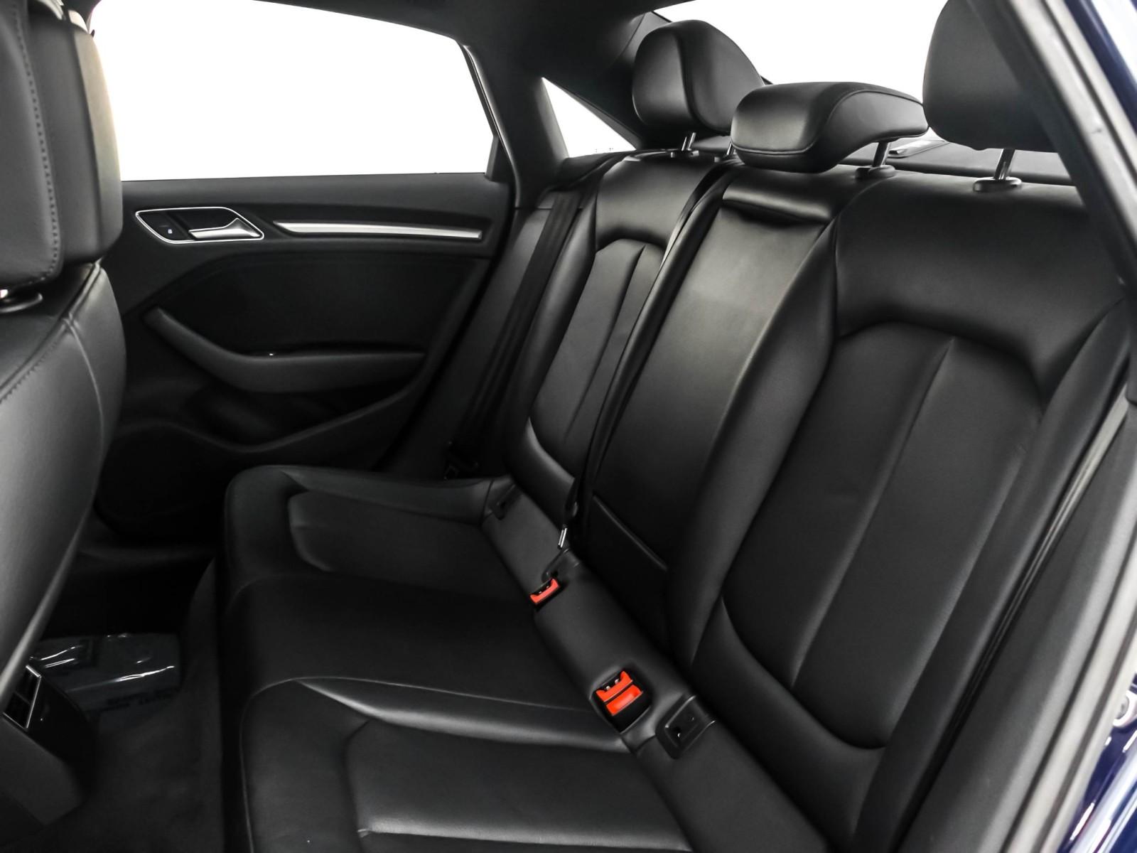 Pre-Owned 2019 Audi A3 Sedan Premium
