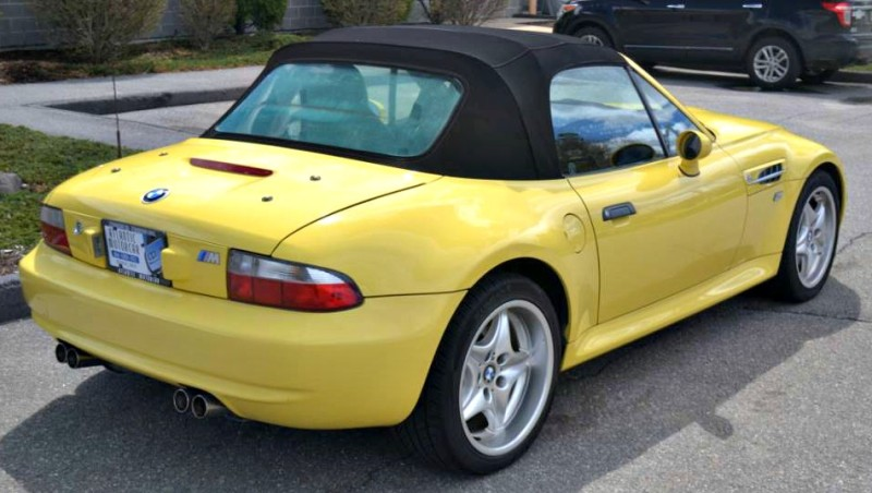 2000 BMW Z3 M 3.2L in Wiscasset, ME