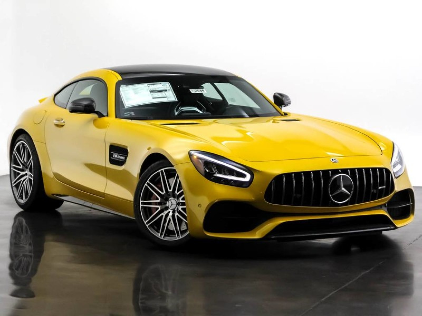 New 2020 Mercedes-Benz AMG® GT AMG® GT C
