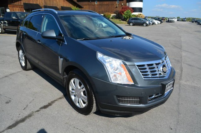 Used 2013 Cadillac SRX Luxury Collection SUV for sale in Geneva NY