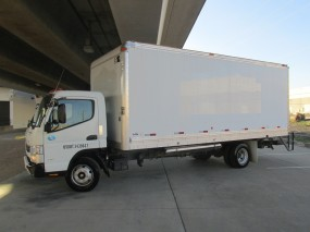 2013 Mitsubishi FUSO FEC92S  in Farmers Branch, Texas