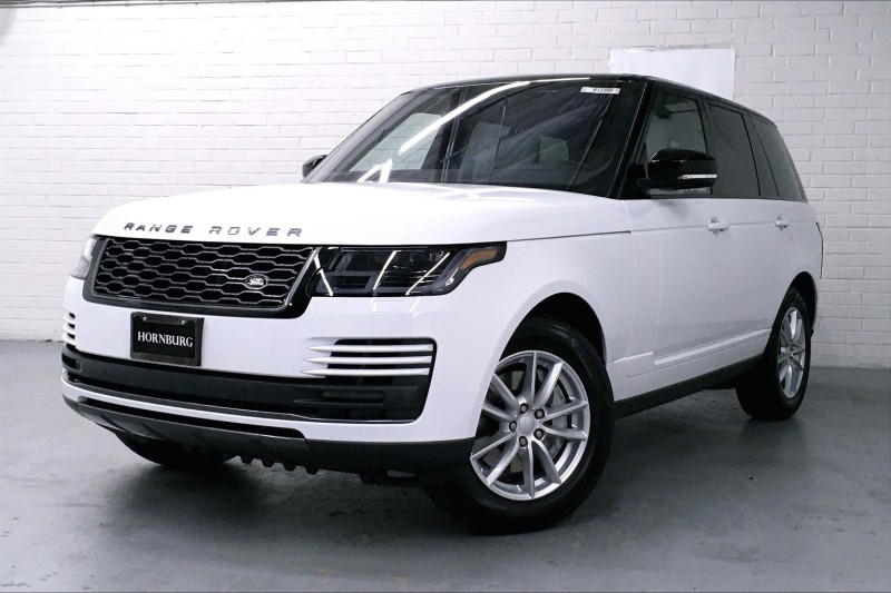 New 2021 Land Rover Range Rover SWB