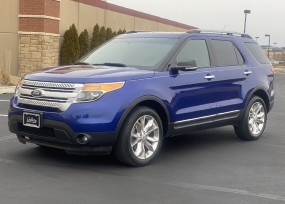 2014 Ford Explorer XLT in Chesterfield, Missouri