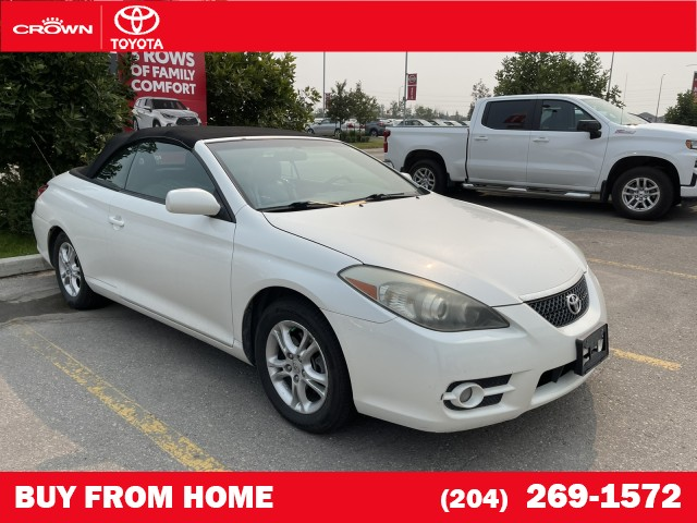 Pre-Owned 2007 Toyota Camry Solara   Local Trade   Only Two Owners   Conv V6 SE