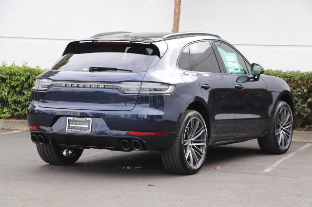 New 2021 Porsche Macan Turbo