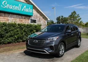 2018 Hyundai Santa Fe SE in Wilmington, North Carolina