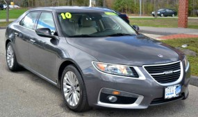 2010 Saab 9-5 Aero AWD in Wiscasset, ME