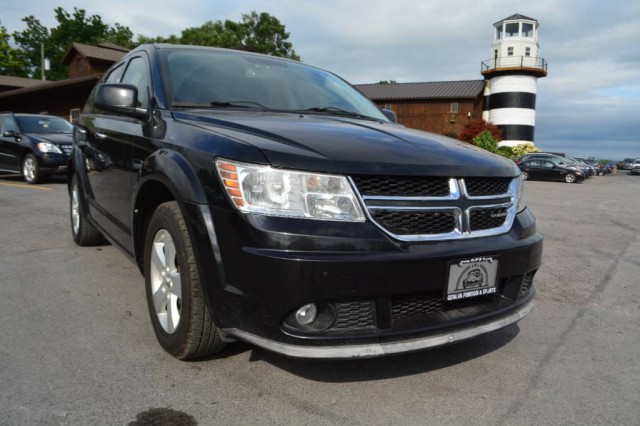 Used 2011 Dodge Journey Crew Wagon for sale in Geneva NY