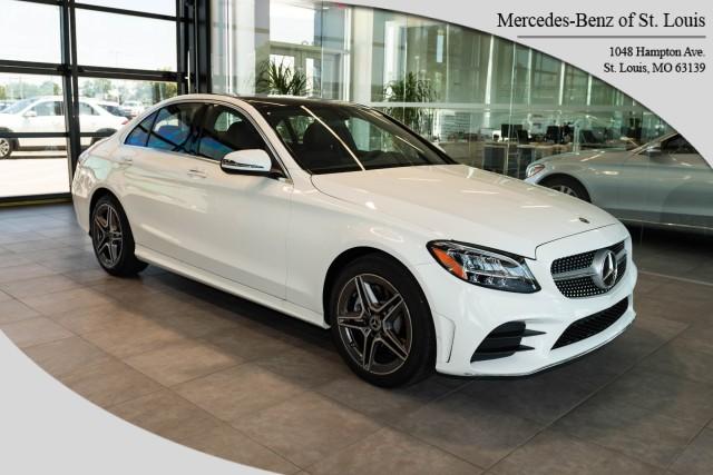 New 2021 Mercedes-Benz C-Class C 300